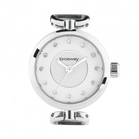 only time BROSWAY Olivia WRcassOL04 cash ladies watch