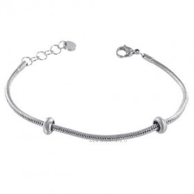 Bracelet simple woman BROSWAY BBR13 steel