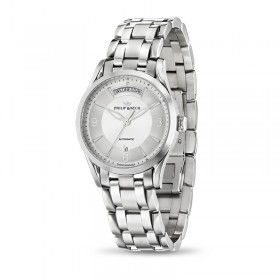 Orologio da polso solo tempo Philip Watch cinturino bracciale R8223180001
