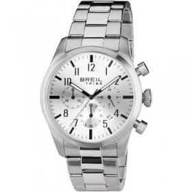 Orologio solo tempo in acciaio quadrante silver BREIL EW0225