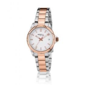 Orologio donna solo tempo in acciaio doppio colore BREIL EW0240