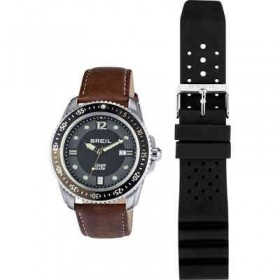 Just time watch with double straps BREIL TW1422