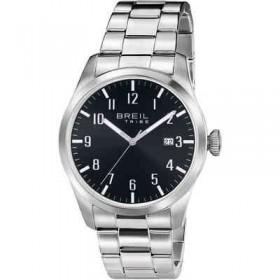 Orologio cronografo uomo in acciao e quadrante Nero BREIL EW0232