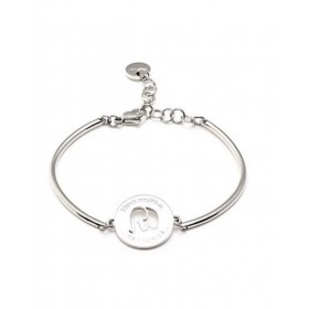 Hard Women's stainless steel bracelet with central ELEPHANT BROSWAY BHK23
