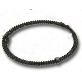 Bracciale in argento color Nero UNOAERRE 438965