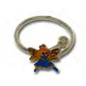 Anello per bambina in argento con fatina colorata UNOAERRE 439469
