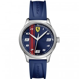 Women's watch in steel and silicone SCUDERIA FERRARI FER0810016