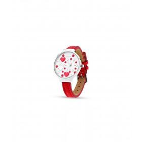 Women's watch in stainless steel and Swarovski crystals SPAEK ZH35RLSI