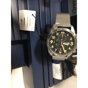 Orologio da polso uomo HAMMER MONTECARLO in acciaio oro H3D70GA