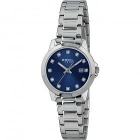 Orologio da polso donna BREIL CLASSIC ELEGANCE in acciaio con quadrante blu EW0409