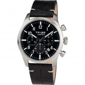 Orologio da polso uomo BREIL CLASSIC ELEGANCE in pelle e acciaio EW0192