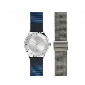 Orologio da polso uomo BREIL TWENTY20 con doppio cinturino in acciaio TW1742