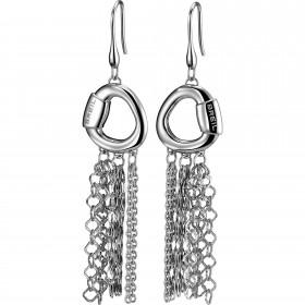 Orecchini pendenti donna BREIL SKYFALL in acciaio lucido TJ1476