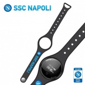 Orologio waterproof smarftfit SSC NAPOLI freetime in silicone TM-FREETIMENAP-BK