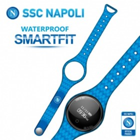 Orologio waterproof smartfit SSC NAPOLI freetime in silicone TM-FREETIMENAP-PBL