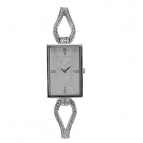 Orologio da polso donna MISS LAURA JADE in acciaio quadrante argento JAD3.3.3