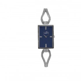 Orologio da polso donna MISS LAURA JADE in acciaio quadrante blu JAD.3.11.3