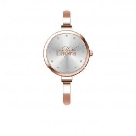 AMBER women's wrist watch in rose gold steel AMB5.3.5