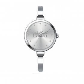 POLICE REBEL man multifunctional watch in steel and black leather R1451305002