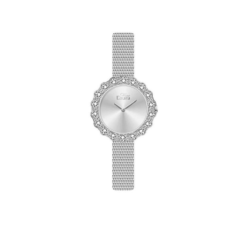 Orologio da polso donna MISS LAURA ROSE in acciaio ROS3.3.3
