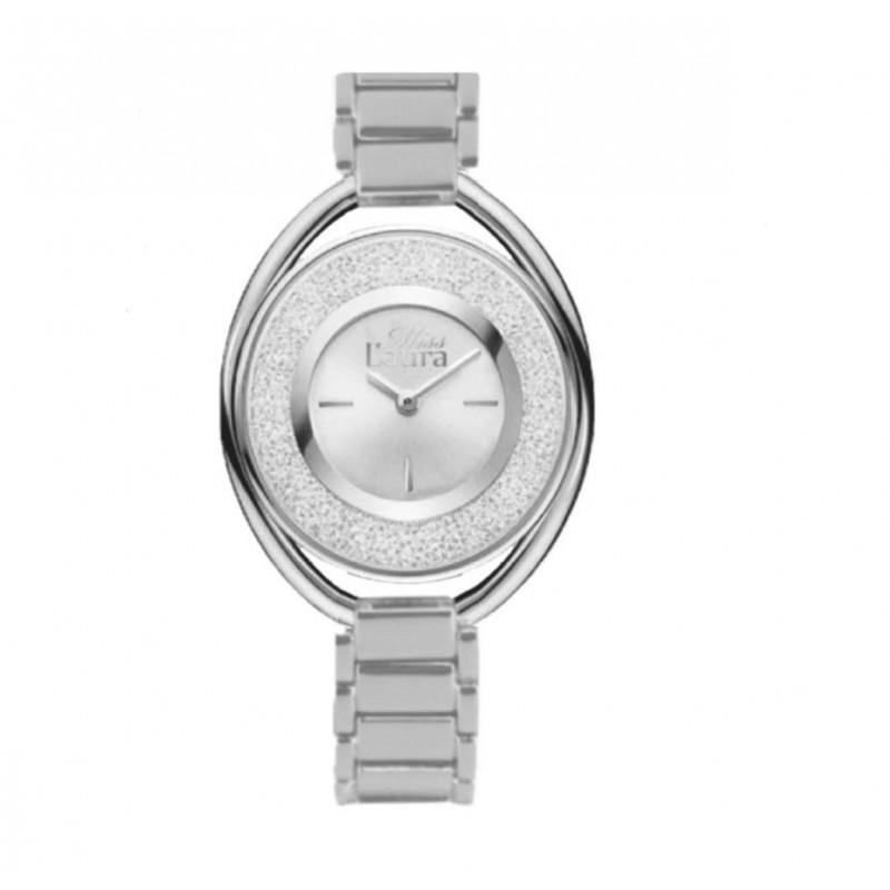 Orologio da polso donna MISS LAURA RUBY in acciaio RUB3.3.3