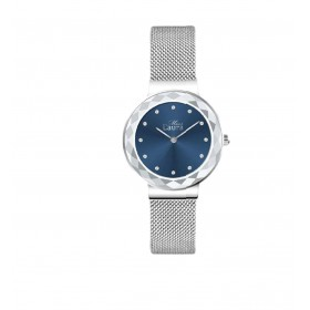 Orologio da polso donna MISS LAURA LOTUS in acciaio quadrante blu LOT3.11.3