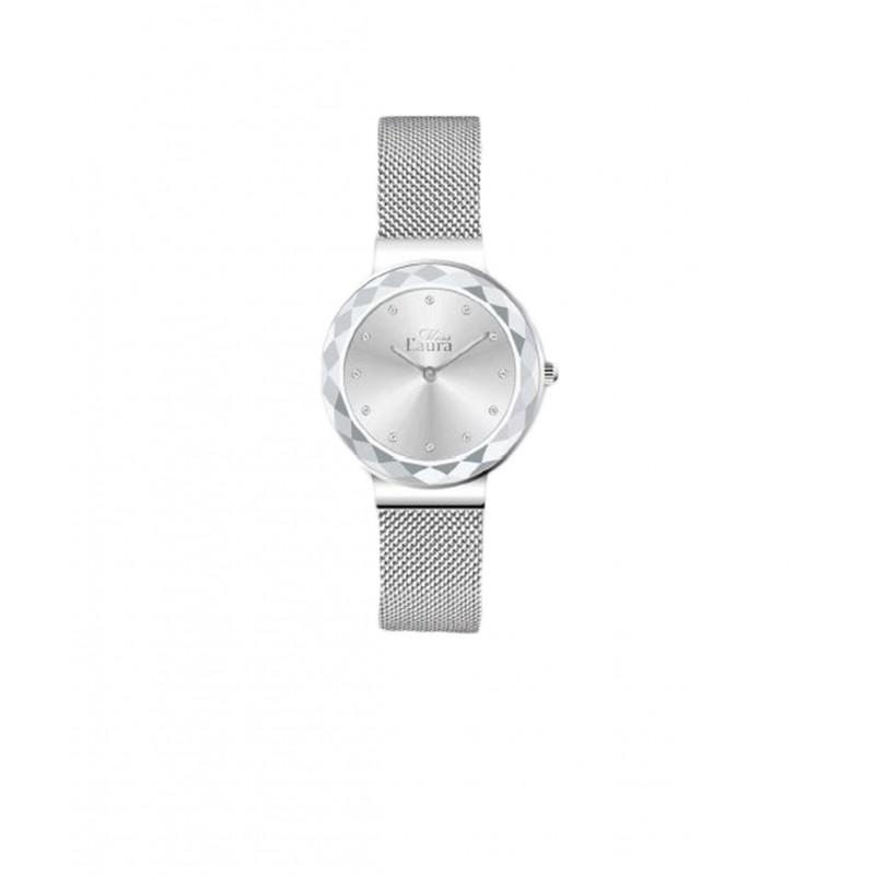 Orologio da polso donna MISS LAURA LOTUS in acciaio LOT3.3.3