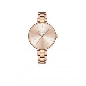 Orologio da polso donna MISS LAURA PEARL in acciaio oro rosa PEA5.5.5