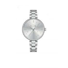 MISS LAURA PEARL women's wrist watch in PEA3.3.3 steel