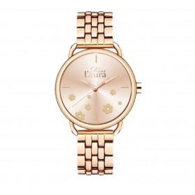 Orologio da polso donna MISS LAURA AGATE in acciaio oro rosa AGA5.5.5