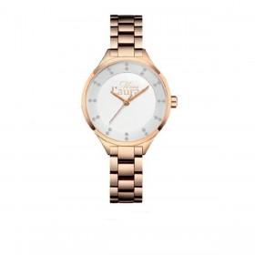 Orologio da polso donna MISS LAURA OPAL in acciaio oro rosa OPA5.2.5