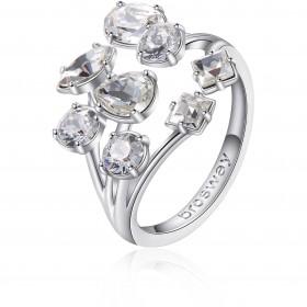 Anello donna BROSWAY AFFINITY in ottone e swarovski crystal BFF103B