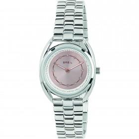 Orologio donna solo tempo BREIL PETIT in acciaio con cristalli bianchi TW1801