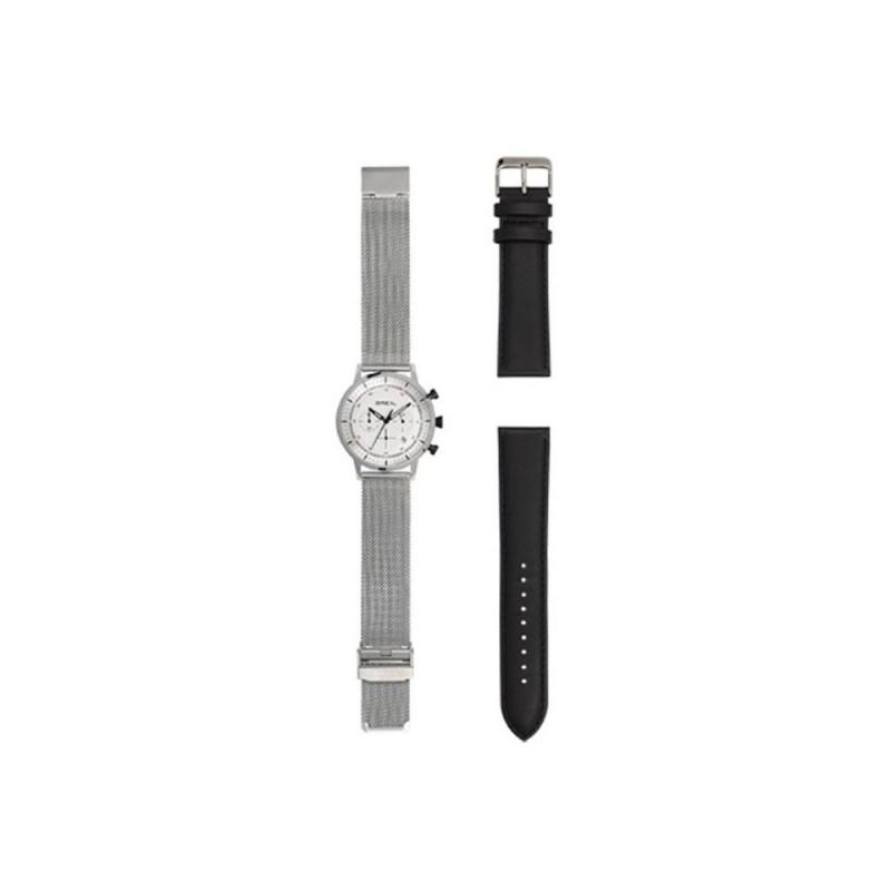 Orologio cronografo uomo BREIL SIX.3.NINE con doppio cinturino TW1806