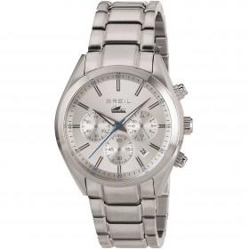 Orologio cronografo uomo BREIL MANTA CITY in acciaio TW1607