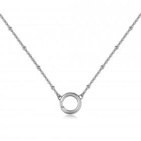 Women's choker necklace BROSWAY TRES JOLIE in BCT41 steel